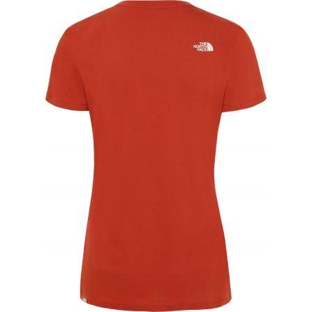 Dámské tričko - The North Face S/S EASY TEE - 2