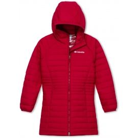 Columbia POWDER LITE GIRLS MID JACKET - Dívčí bunda