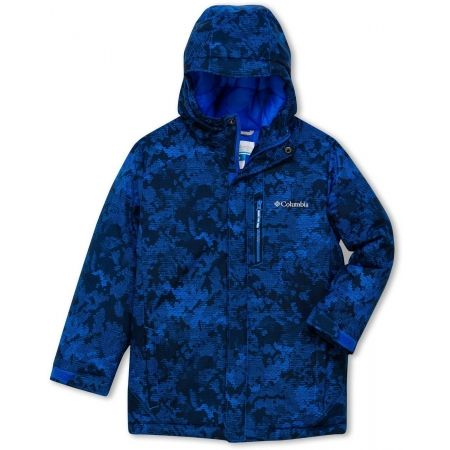 Columbia ALPINE FREE FALL II JACKET - Chlapecká zimní bunda