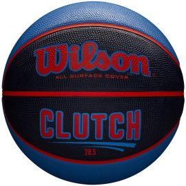 Wilson CLUTCH 285 BSKT ORGROY - Basketbalový míč