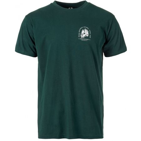 Pánské tričko - Horsefeathers MOUNTAINHEAD T-SHIRT - 1