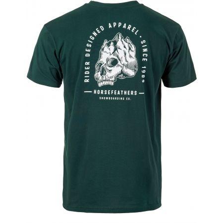Pánské tričko - Horsefeathers MOUNTAINHEAD T-SHIRT - 2