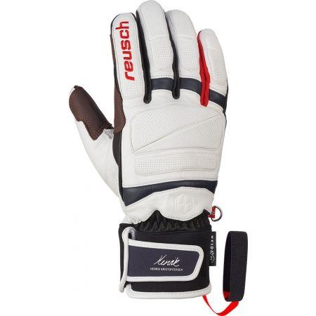 Reusch HENRIK KRISTOFFERSEN - Kožené lyžařské rukavice