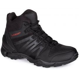 Loap DWIGHT HIGH WP - Pánská volnočasová obuv