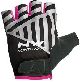 Northwave FLAG SHORT W GLOVES - Cyklistické rukavice