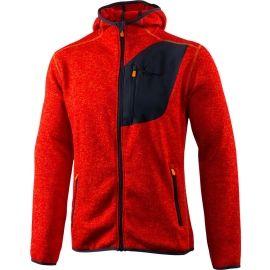 Klimatex ADIS - Pánský outdoor svetr s kapucí