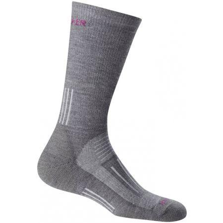 Icebreaker HIKE MEDIUM CREW - Dámské merino ponožky