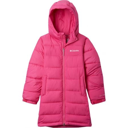 Columbia PIKE LAKE LONG JACKET - Dívčí zimní bunda