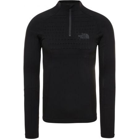 The North Face SPORT L/S ZIP NECK M - Pánské tričko