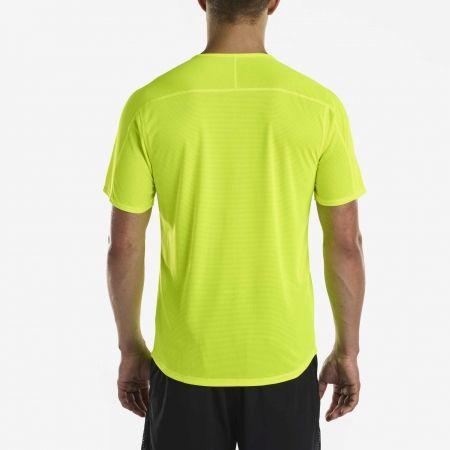Pánské běžecké triko - Saucony SHORT SLEEVE VIZIPRO CI - 2