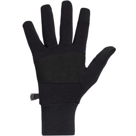 Všestranné rukavice z merina - Icebreaker SIERRA GLOVES - 2