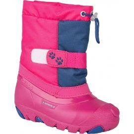 Spirale CERRO - Dívčí zimní obuv