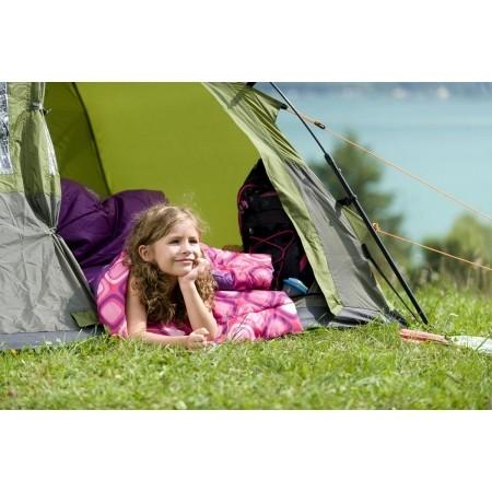 Dětský dekový spací pytel - Coleman SALIDA RECTANGULAR - 2
