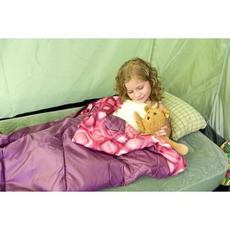 Dětský dekový spací pytel - Coleman SALIDA RECTANGULAR - 3