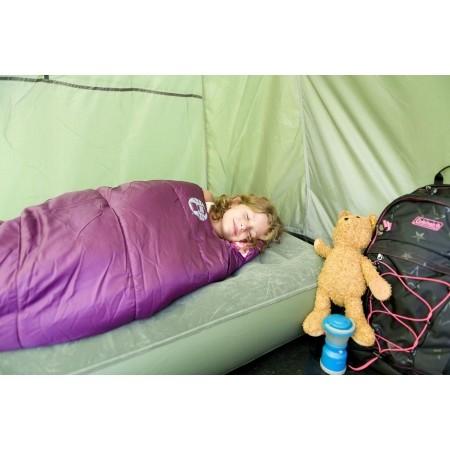 Dětský mumiový spací pytel - Coleman SALIDA MUMMY - 2