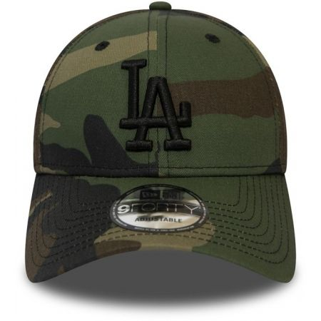 Pánská klubová kšiltovka - New Era 9FORTY MLB CAMO ESSENTIAL LOS ANGELES DODGERS - 2