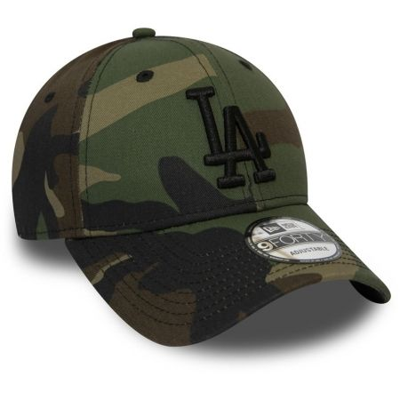 Pánská klubová kšiltovka - New Era 9FORTY MLB CAMO ESSENTIAL LOS ANGELES DODGERS - 3