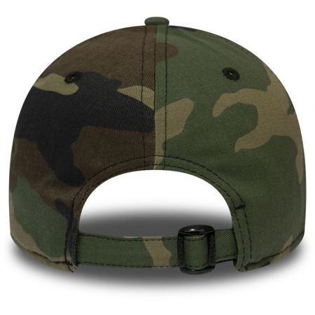 Pánská klubová kšiltovka - New Era 9FORTY MLB CAMO ESSENTIAL LOS ANGELES DODGERS - 5
