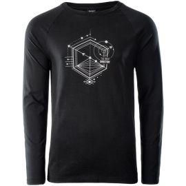 Hi-Tec SOLERO LS - Pánské triko s dlouhým rukávem