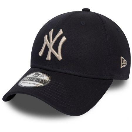 New Era 39THIRTY MLB THE LEAGUE ESSENTIAL NEW YORK YANKEES - Pánská klubová kšiltovka
