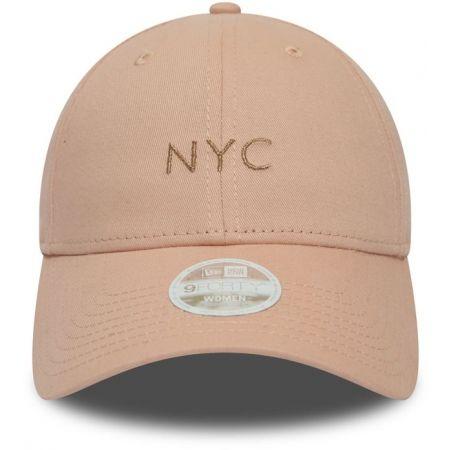 Dámská kšiltovka - New Era 9FORTY W NYC - 2