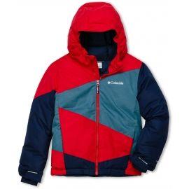 Columbia WILDSTAR JACKET - Chlapecká zimní bunda