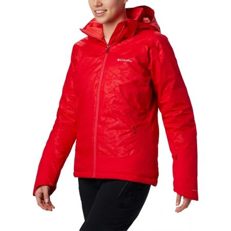 Columbia VELOCA VIXEN JACKET - Dámská zimní bunda