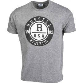 Russell Athletic COLLEGIATE-S/S CREWNECK TEE SHIRT - Pánské tričko
