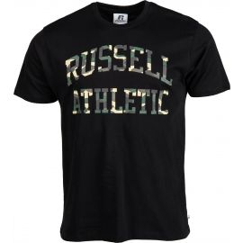 Russell Athletic CAMO PRINTED S/S TEE SHIRT - Pánské tričko