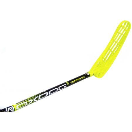 Florbalová hůl - Oxdog TERRA 31 ROUND - 4