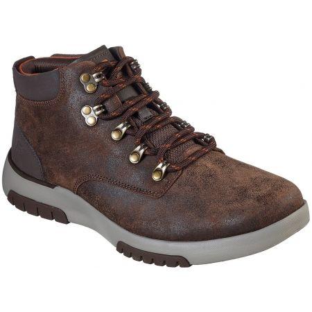 Skechers BELLINGER 2.0 - Pánské kotníkové boty
