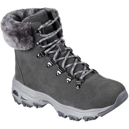 Skechers D'LITES ALPS - Dámské zimní boty