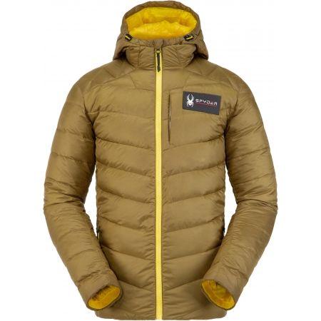 Spyder M TEAM TIMELESS - Zimní bunda