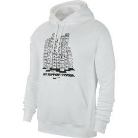 Nike NSW PO HOODIE FLC FW CLTR 8 - Pánská mikina