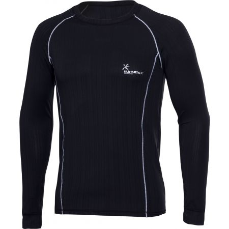 Klimatex KRYSTOF - Pánské triko s dlouhým rukávem