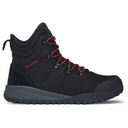 Pánská zimní obuv - Columbia FAIRBANKS OMNI-HEAT - 1