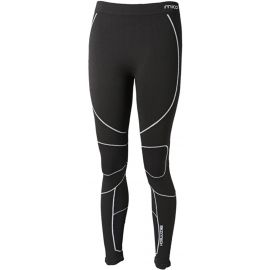Mico LONG TIGHT PANTS WARM SKIN W - Dámské lyžařské spodní kalhoty