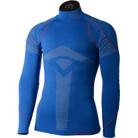 Mico LONG SLEEVES MOCK NECK SHIRT WARM SKIN - Pánské lyžařské spodní prádlo