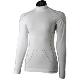 Mico LONG SLEEVES MOCK NECK SHIRT WARM SKIN W - Dámské lyžařské spodní prádlo