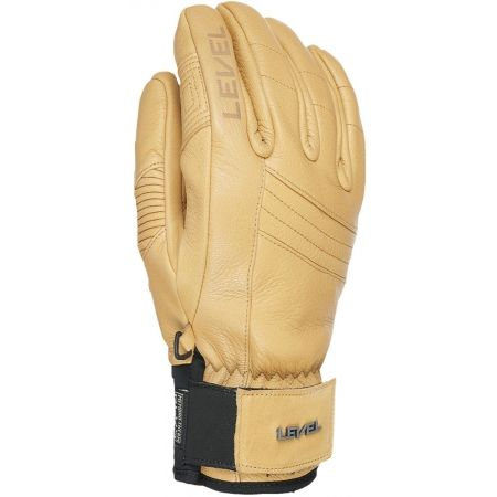 Level REXFORD - Celokožené rukavice