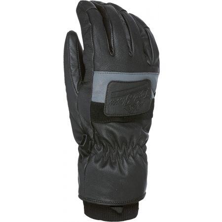 Level EMPIRE - Pánské celokožené rukavice