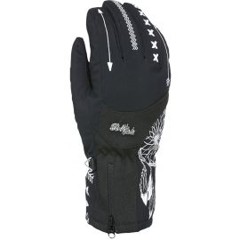Level BLISS EMERALD GORE - Dámské lyžařské rukavice
