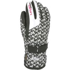Level DARK JR - Voděodolné celozateplené dětské rukavice