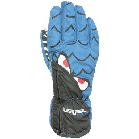 Level LUCKY - Voděodolné celozateplené rukavice