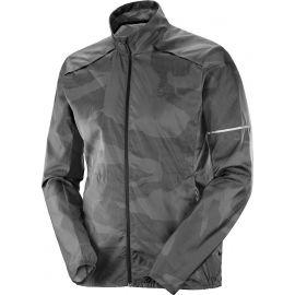 Salomon AGILE WIND - Pánská bunda