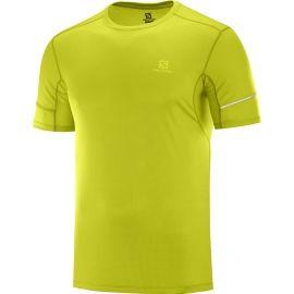 Salomon AGILE SS TEE - Pánské tričko