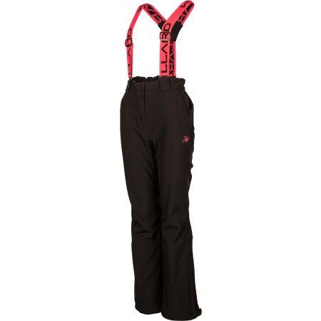 Willard ELOMA - Dámské softshellové kalhoty
