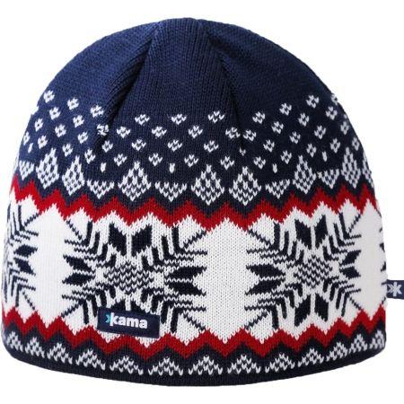 Kama A137-108 ČEPICE MERINO - Pánská pletená čepice
