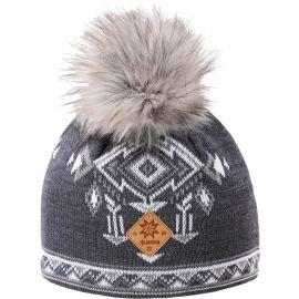 Kama A139-111 ČEPICE MERINO BAMBULE - Dámská pletená čepice