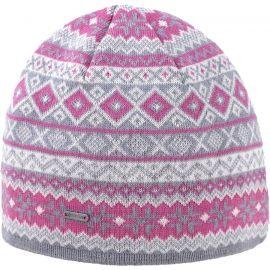Kama A134-109 ČEPICE MERINO - Dámská pletená čepice